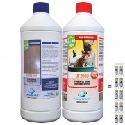 Urine Odour Eliminator - Complete Kit